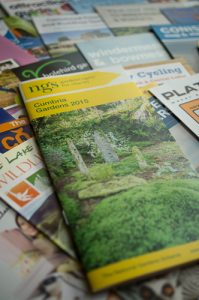 National Garden Scheme Cumbria guide 2015
