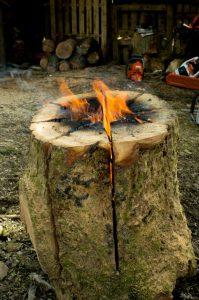 Wild Boar Inn Festival of Smoke