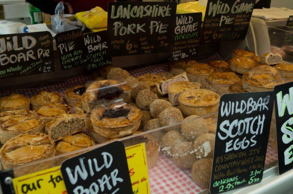 Pies by Sillfield Farm