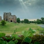 Spiral stairs and stone passages: exploring Brougham Castle