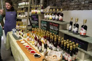 Agnes Rose fruit vinegars, infused oils and fruit syrups