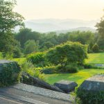 A garden paradise with a view: Holehird near Windermere