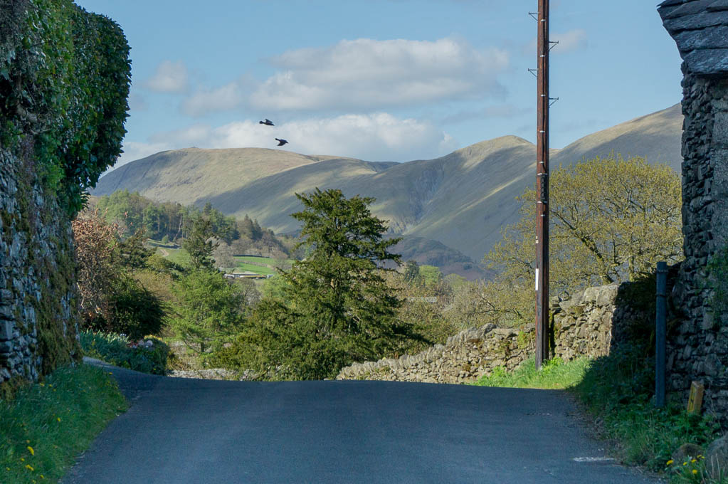 The views in Troutbeck