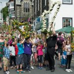 What's the rush? Ambleside Rushbearing