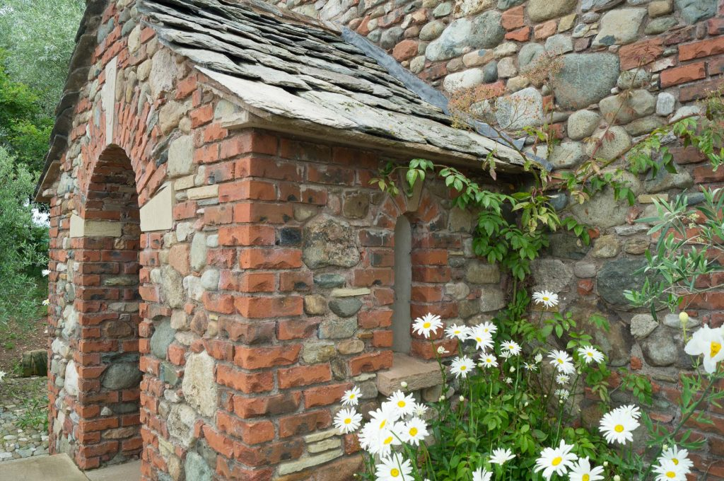 The chapel at Larch Cottage Nurseries near Penrith