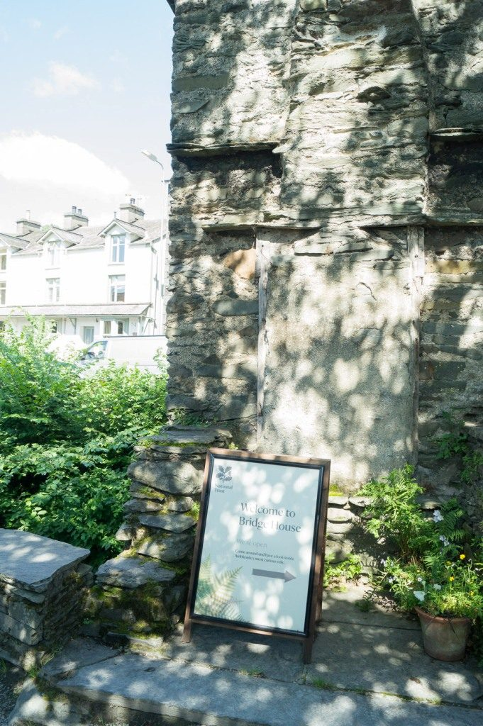 The original second doorway