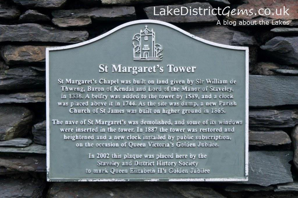 St Margaret's Tower