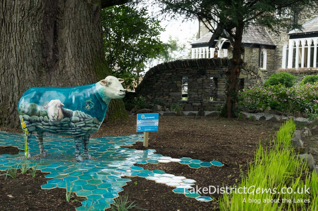 Go Herdwick Trail at the Cedar Manor Hotel, Windermere