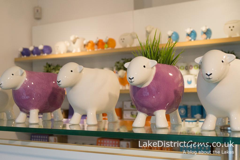 The Herdy shop, Keswick