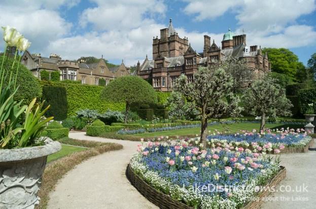 The Summer Garden at Holker Hall