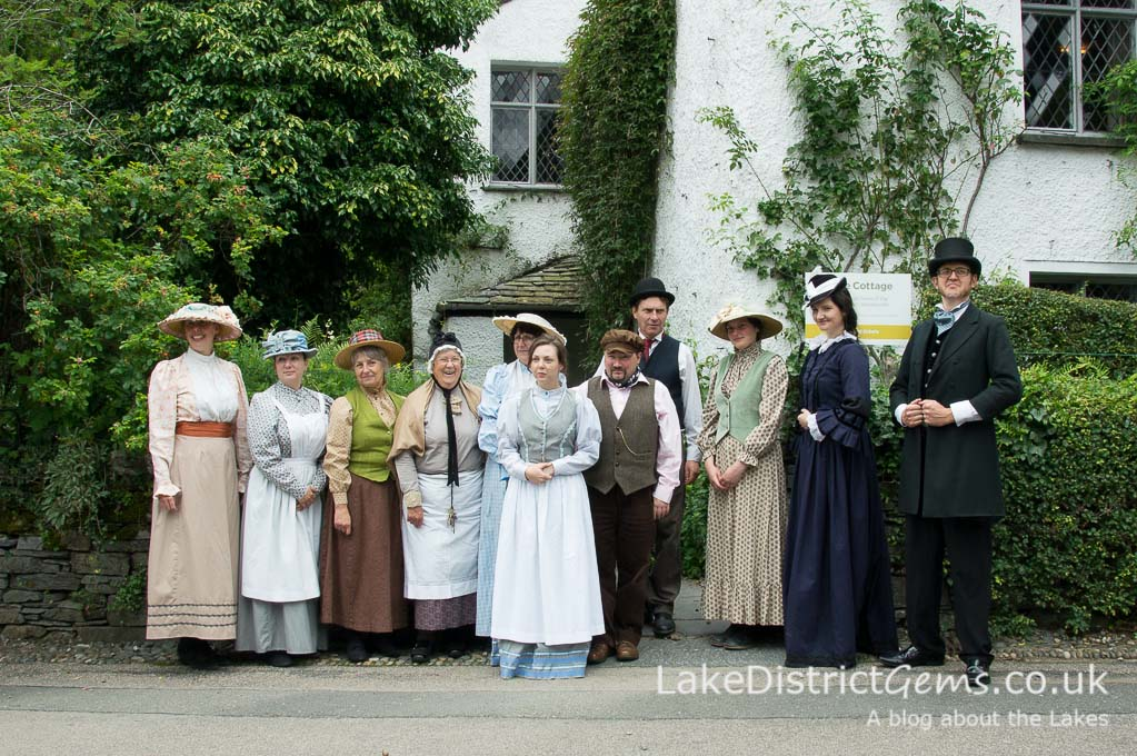 Celebrating the 125th anniversary of Dove Cottage being open to the public