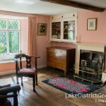 Poetic licence: Dove Cottage, the home of William Wordsworth, and a former inn