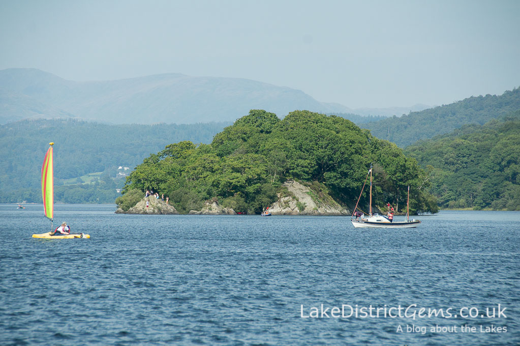 Peel Island, Coniston Water