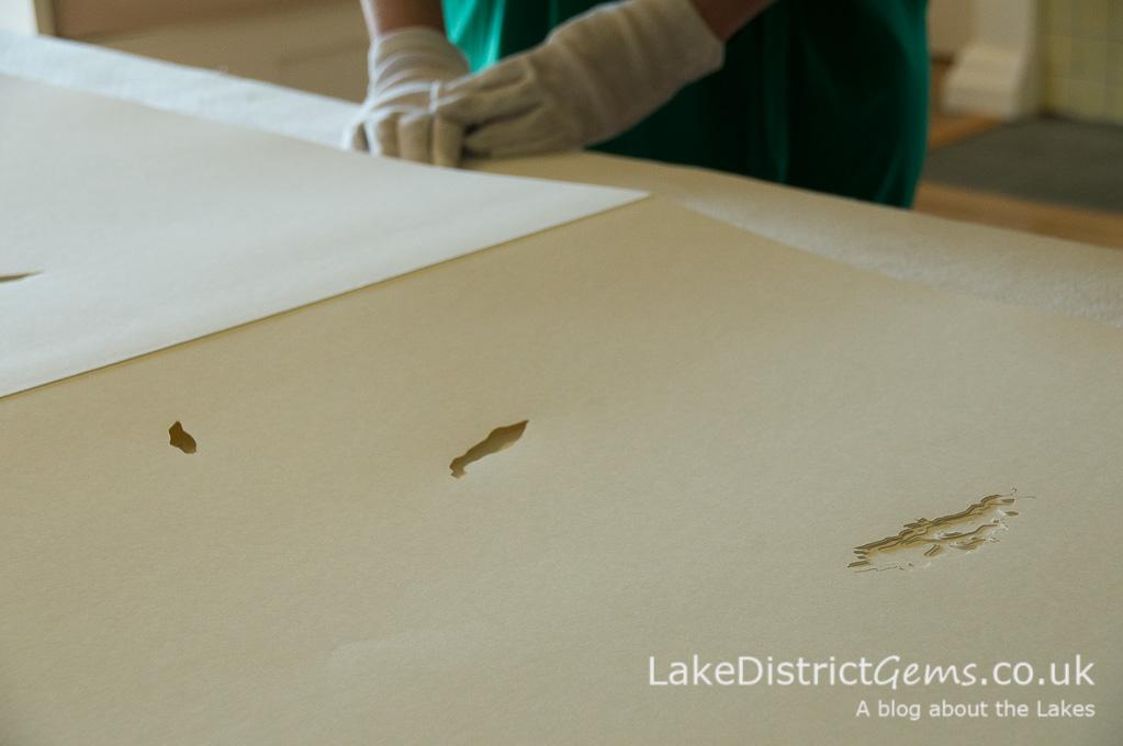 The Bathymetric Atlas of The English Lake District