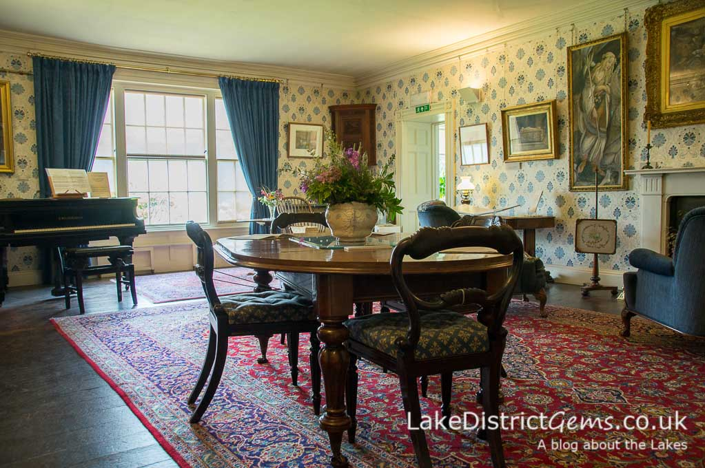 The Drawing Room, Brantwood