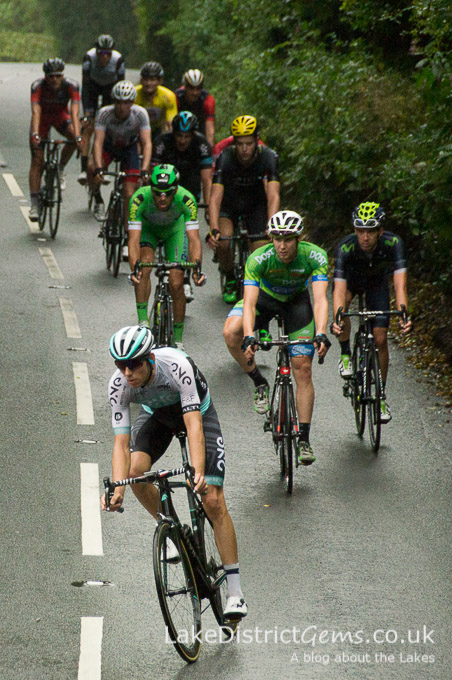 Tour of Britain 2016, Windermere