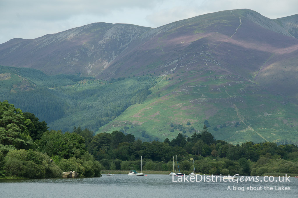 Which lake is this? Part of my November Lake District quiz