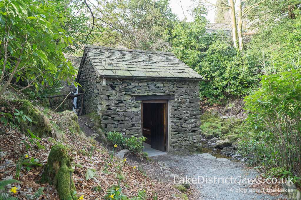 Where would you find this adorable viewing station? Part of my November Lake District quiz