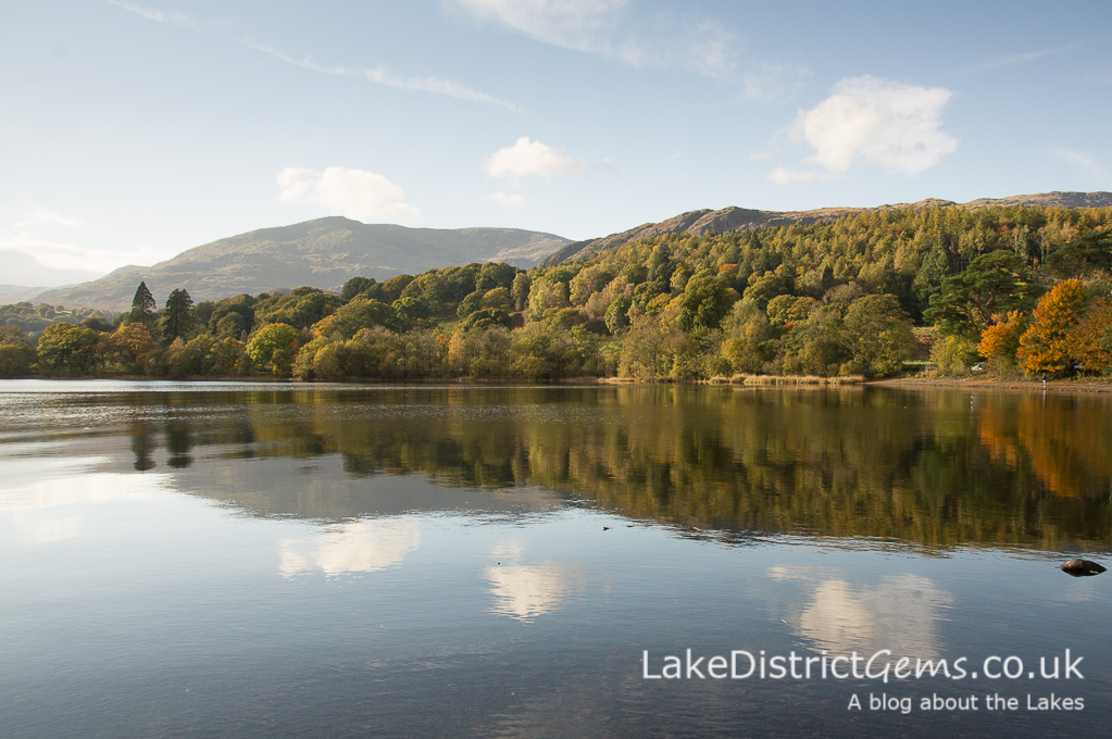 View from Monk Coniston