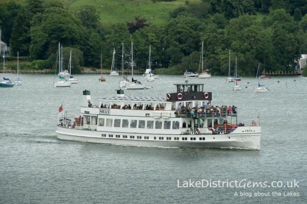 Windermere Lake Cruises