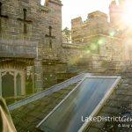 A peek behind locked doors: hard hat tours at Wray Castle