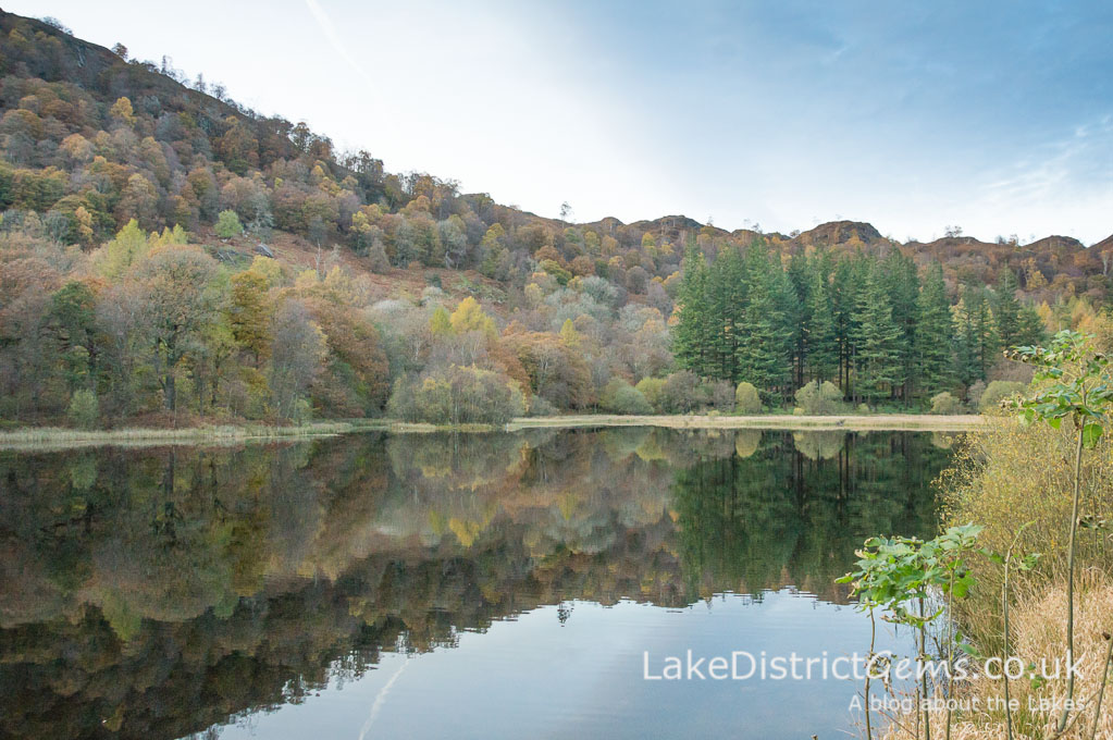 Yew Tree Tarn near Coniston