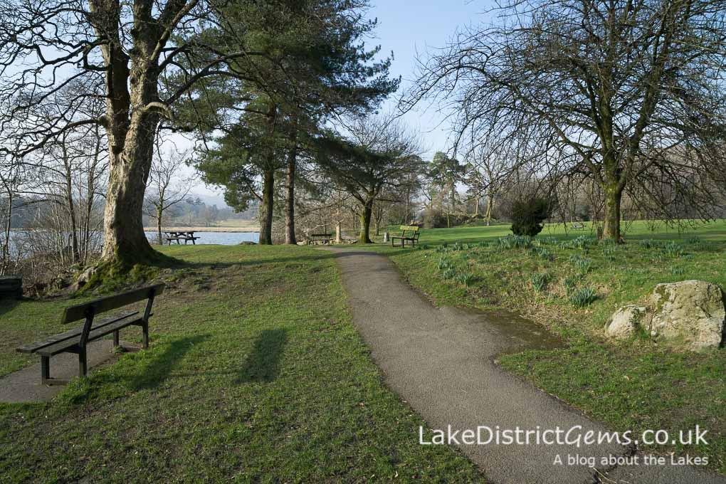 Lake Road Car Park Ambleside