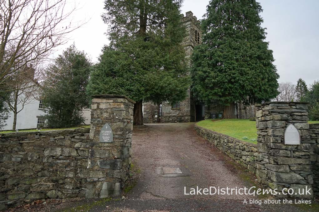 St Anne's Chapel, Ambleside