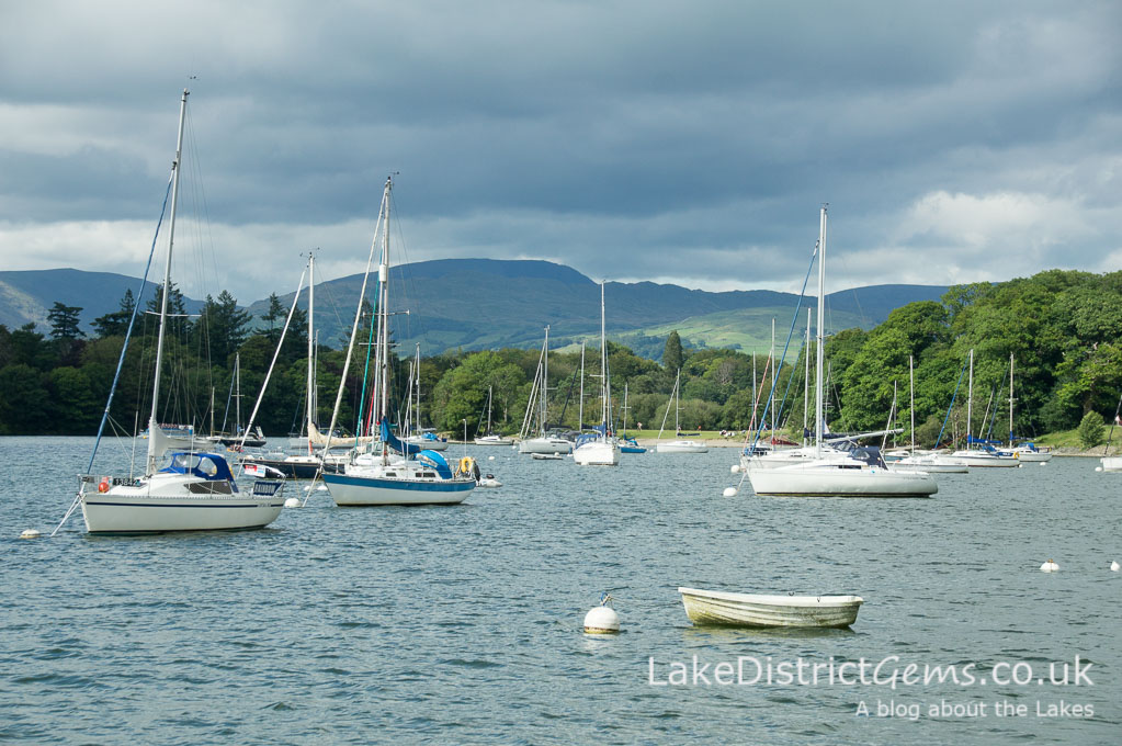 Windermere from Ferry Nab