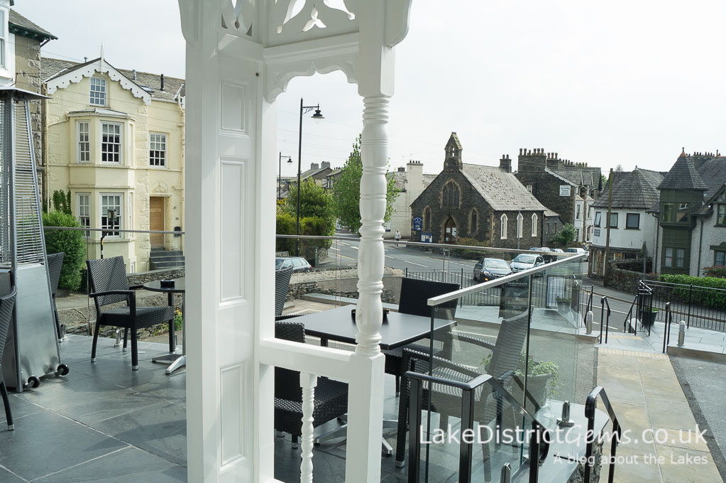 The Lamplighter Dining Rooms Windermere Uk