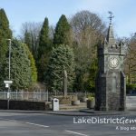 What exactly is the Baddeley Clock in Windermere?