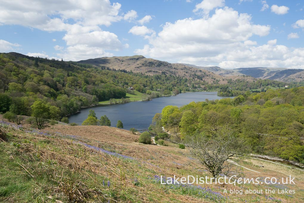 Grasmere from Loughrigg Terrace