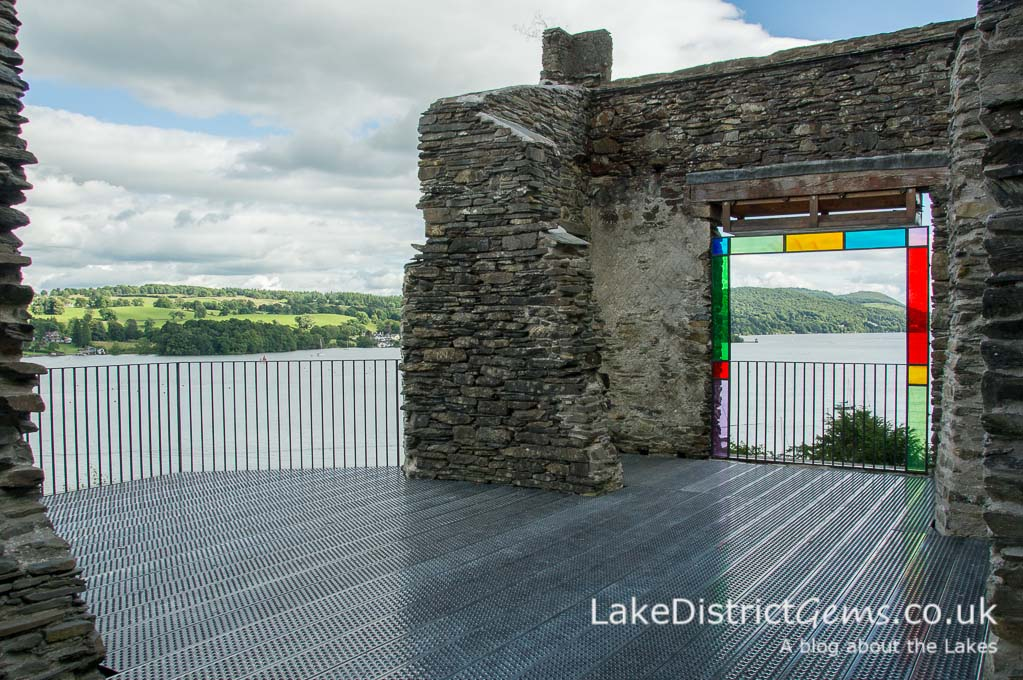 Claife Viewing Station overlooking Windermere
