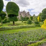 The world's oldest topiary garden: Levens Hall, near Kendal
