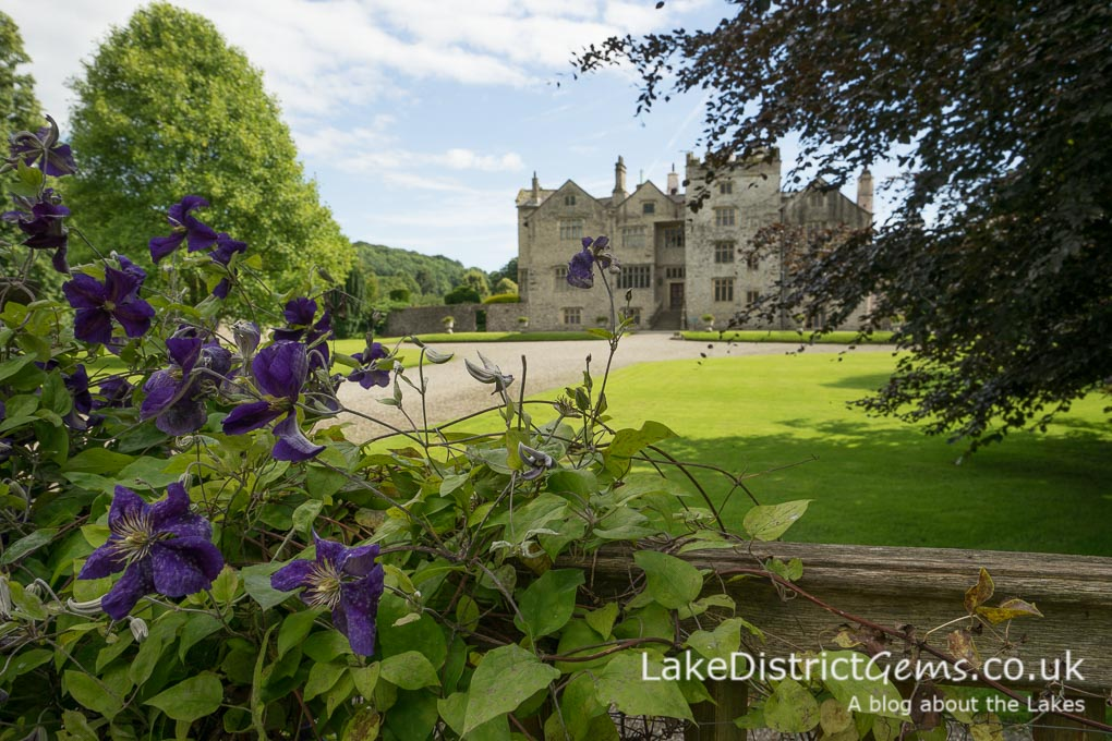 Levens Hall near Kendal