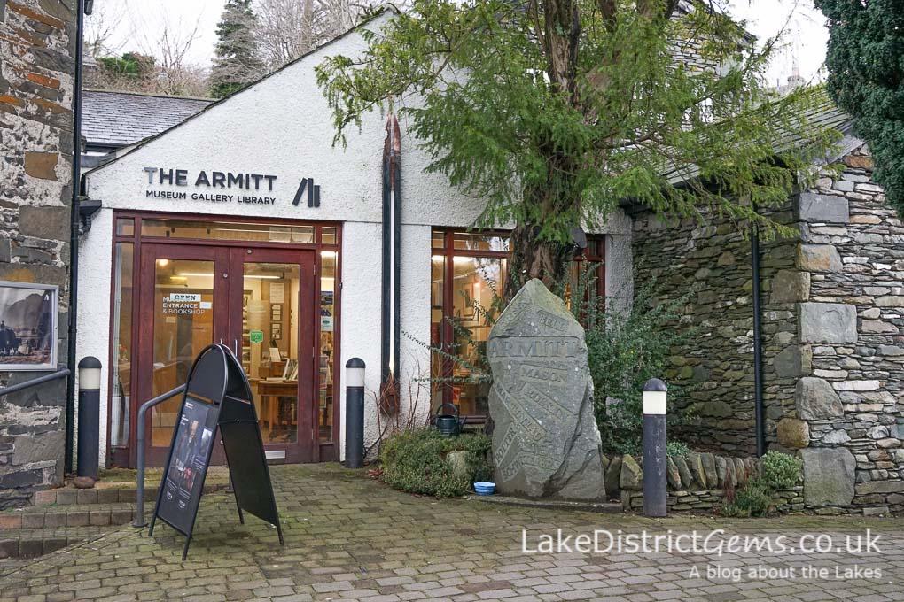 The Armitt Museum in Ambleside