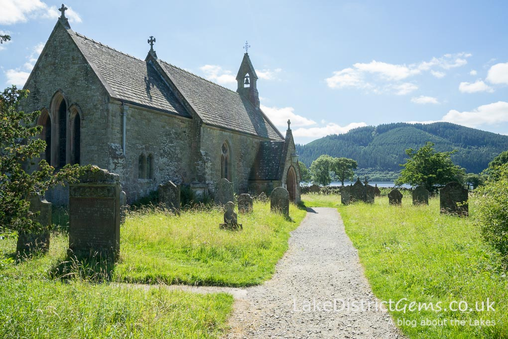 St Bega's Church, Bassenthwaite Lake