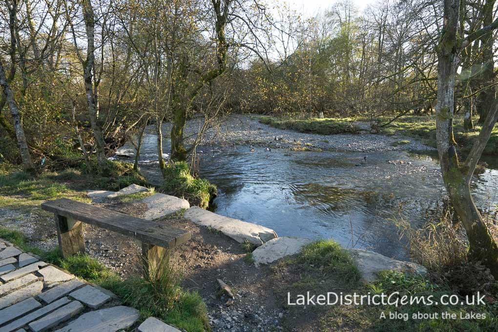 The Elterwater to Skelwith Bridge walk