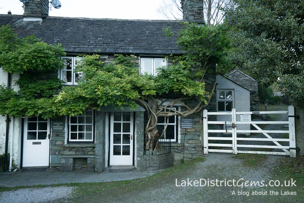A cottage in Elterwater