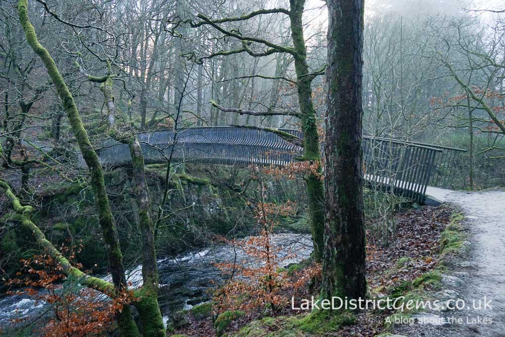 Woodburn Bridge near Skelwith Bridge