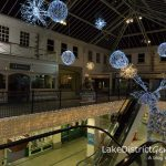 Kendal's sparkling Christmas Lights