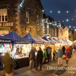 A Christmas celebration in Windermere