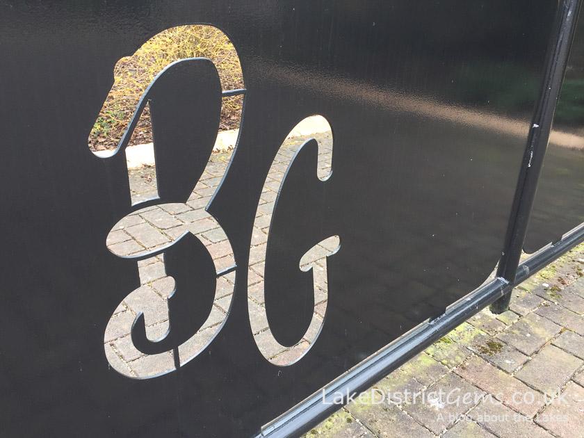 Barton Grange sign
