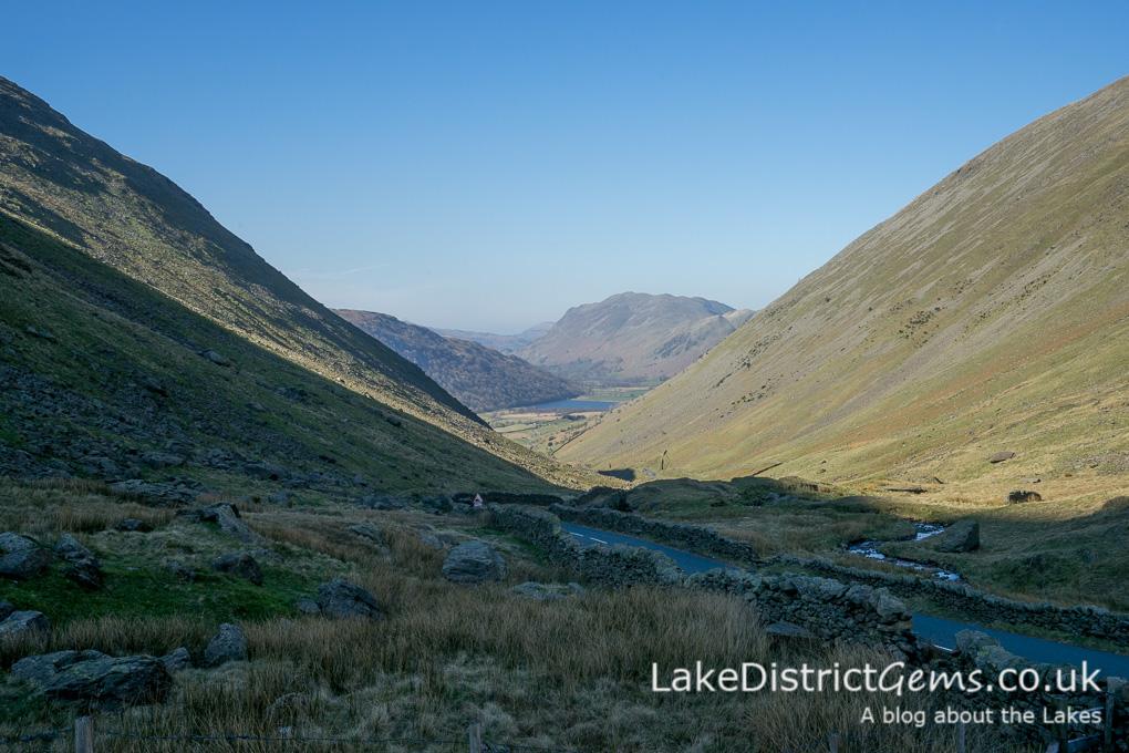 The Kirkstone Pass