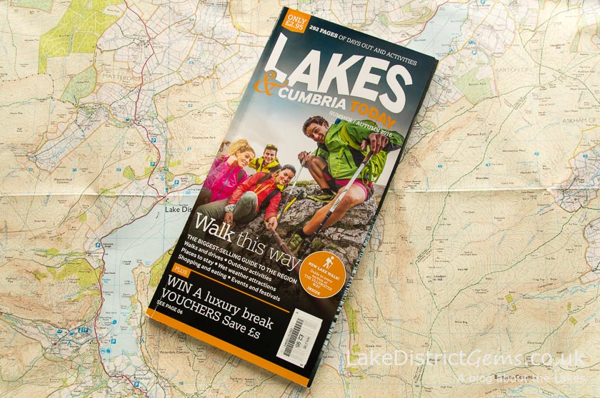 Lakes & Cumbria Today magazine