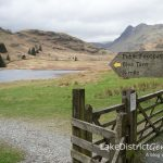 Blea Tarn from the road