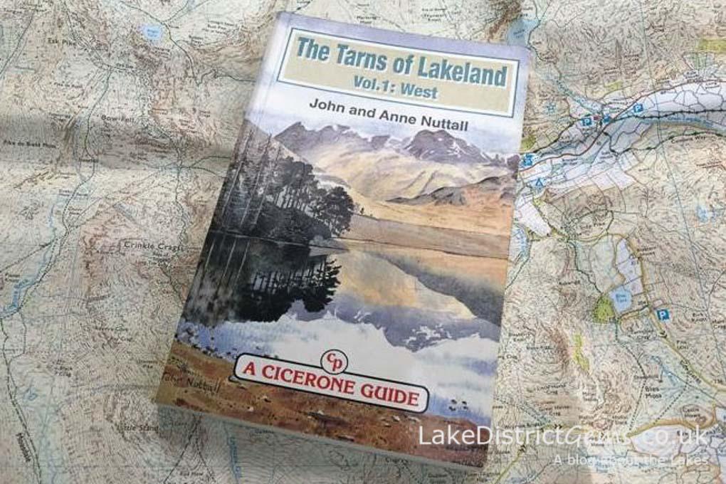 The iconic Blea Tarn image
