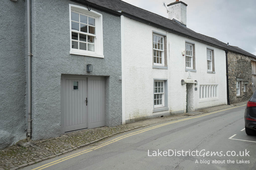 Street in Cartmel