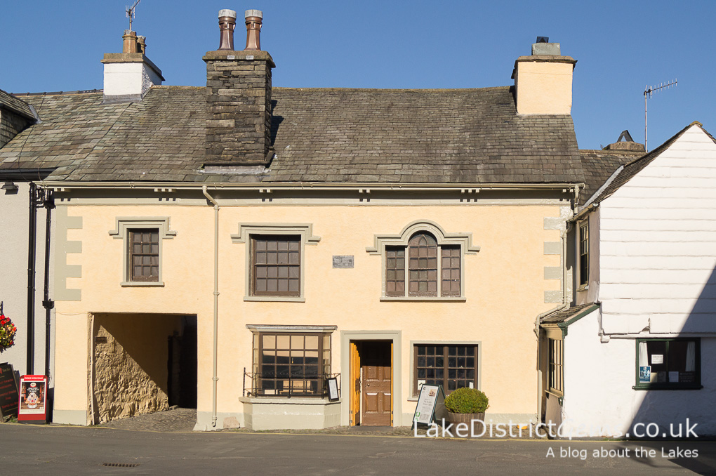 The Beatrix Potter Gallery, Hawkshead