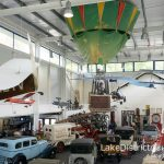 Transporting you to the past: the Lakeland Motor Museum